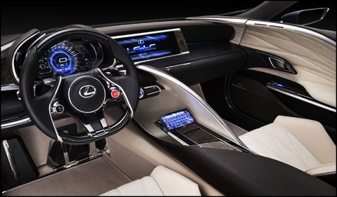 Lexus_LF_LC_インテリア