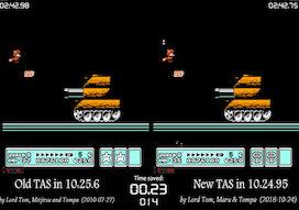 [TAS Comparison] Super Mario Bros. 3 warpsany% in 10:24.95