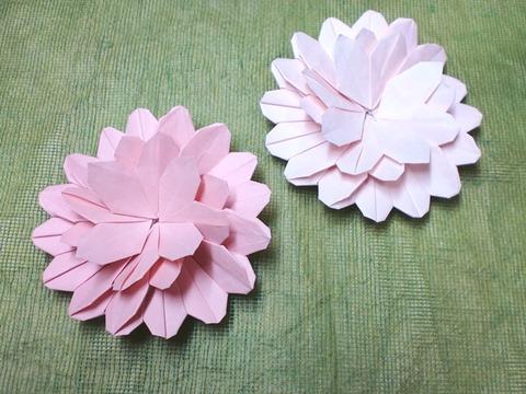 ハート 折り紙 : 折り紙教室 東京 : blog.livedoor.jp