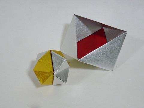 10月 井桁組くす玉&ダビデの星BOX