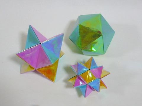 シンプル三角ユニット