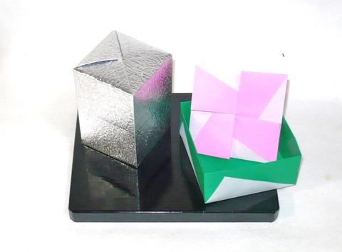 アメージングBOX & 5分の1BOX
