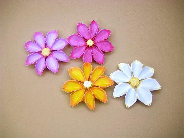 折り紙 お雛様 折り紙 作り方 : 東京折紙教室の会 : 2012年07月