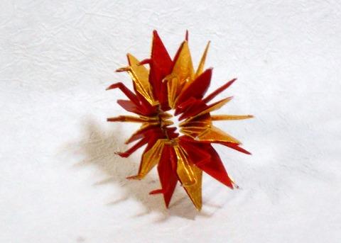 ループ鶴(12羽)