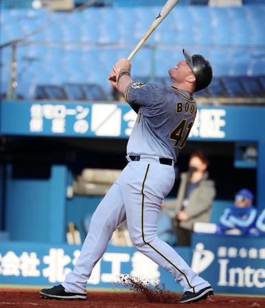 阪神ボーア15戦0発「(打球が)上がらんな。いつ上がんねん」監督苦笑い