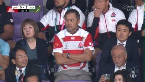 【速報】渡辺謙のそっくりさんが日本敗北にブチギレwww