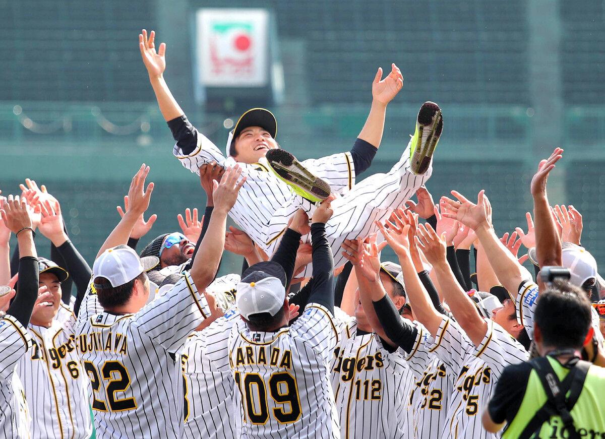 普通に開幕してたら阪神優勝してたな