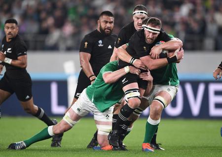 【視聴率】NZ対アイルランド16・5%、日本S第1戦は8・4%