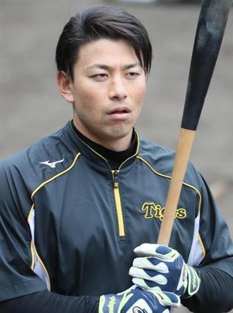 阪神・伊藤隼太さん(30)「これまで以上に真摯に野球に取り組んでまいります」