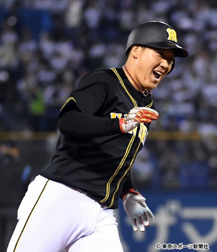 阪神・大山悠輔、2発含む3安打4打点「勝てて良かった」