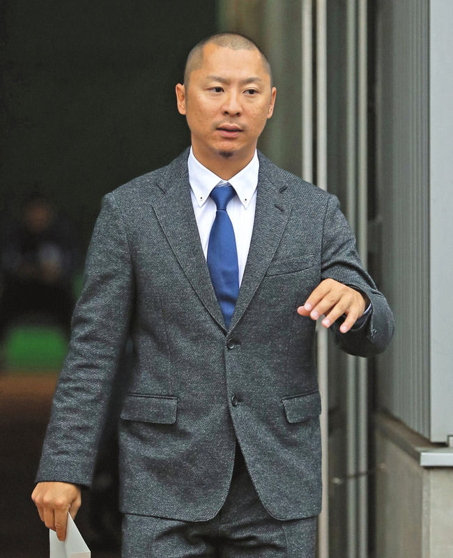 中日・田島慎二と谷元圭介「正式に受けました」加藤社長と対談 減額制限の25%を超える大幅ダウンの提示