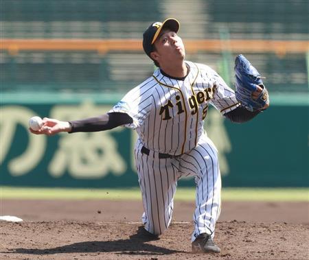 阪神・青柳、23日のヤクルト戦先発が決定的 コイ斬り0封、4回4K