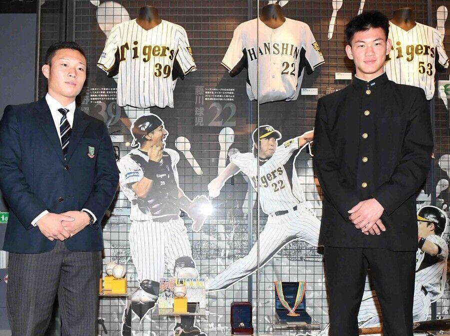 【阪神】ドラ3及川、体力測定で新人8選手中トップ 俊足ぶりに球団関係者も驚き