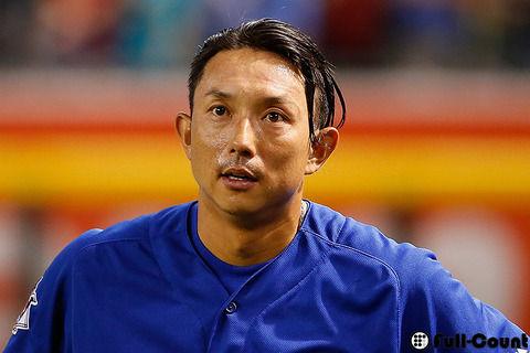 復帰目指す阪神・西岡が「新トレーナー」紹介 「尊敬してる先輩」とは…