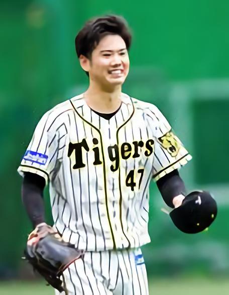 阪神川原陸投手 ドラ1西純矢投手の実力太鼓判 昨夏甲子園で16K「最後の最後の試合でやられたので、めちゃくちゃ印象に残っています」