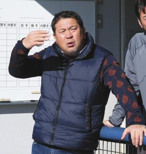 中日・伊東勤コーチの最新画像がこちら