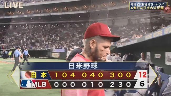 ワイ、MLBオールスターズが弱すぎて困惑