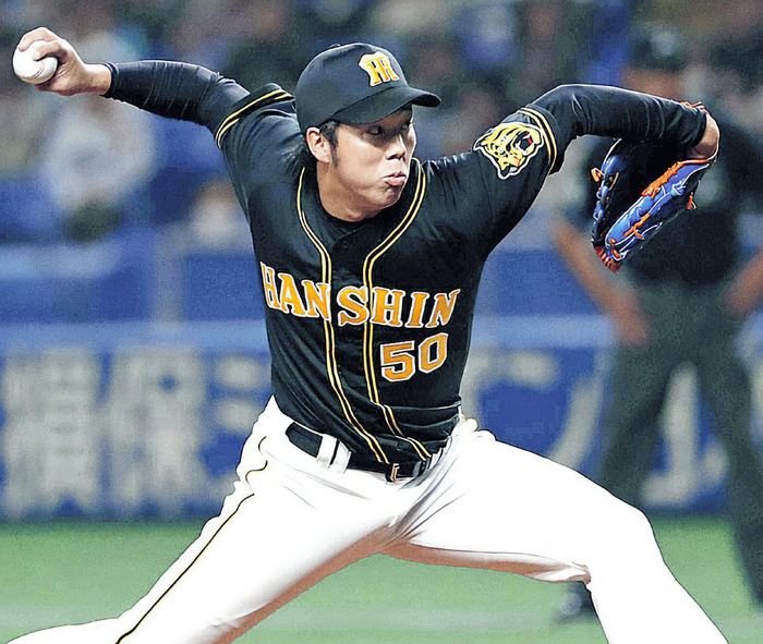 青柳、開幕5戦目・巨人戦先発へ 5回1失点に矢野監督「完璧に近い」