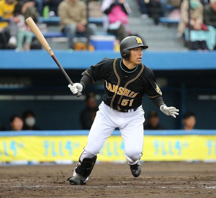 伊藤隼太さん(30)出場試合の阪神タイガース年度別勝敗www