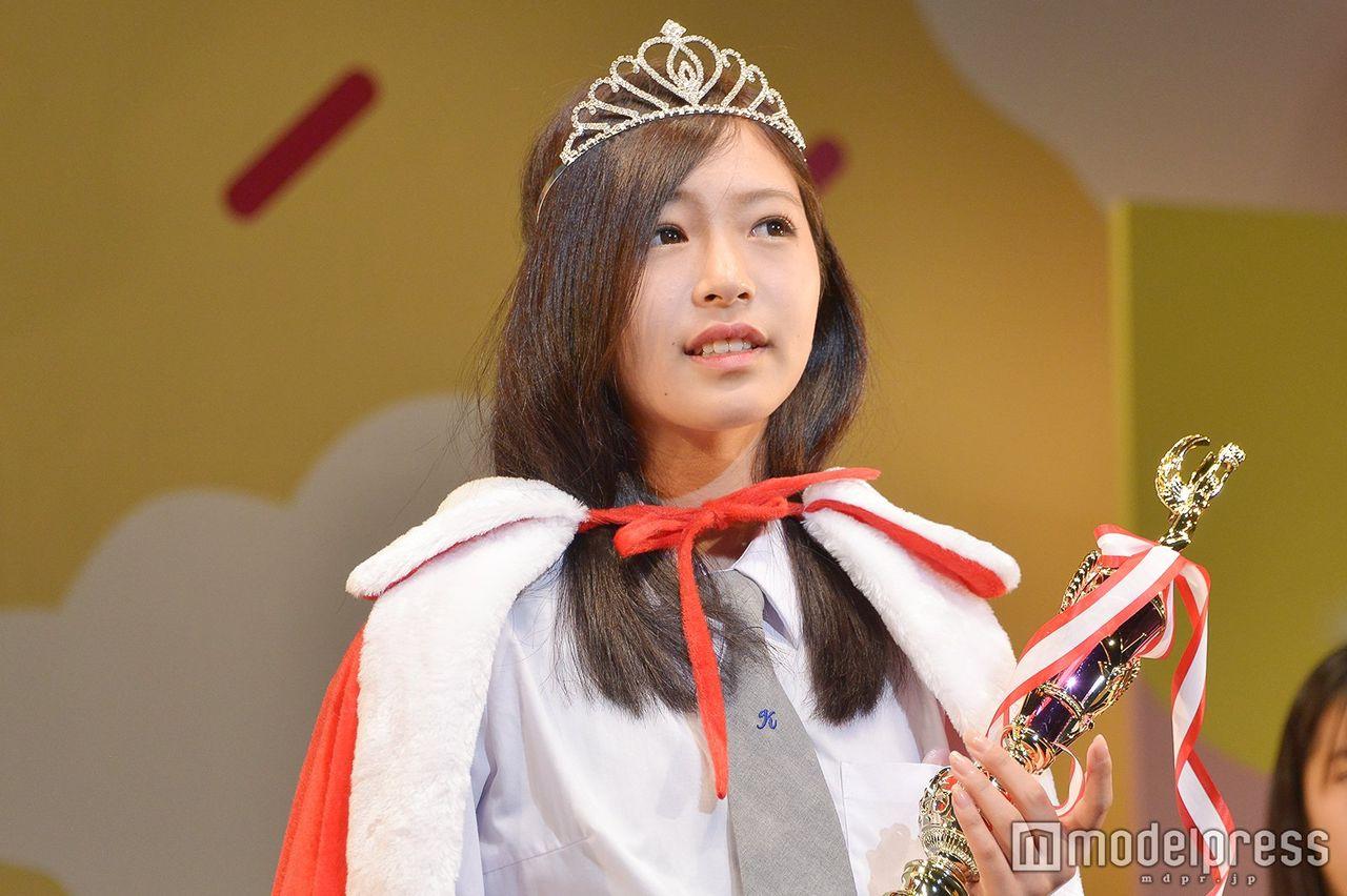 【画像】日本一可愛い女子高生が決定!【JKミスコン】