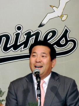 【速報】ロッテ・伊東監督、今季限りでの辞任を表明