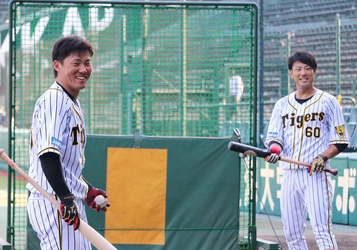 【悲報】阪神前監督の金本知憲さん「(中谷と陽川は)2人とも、バカなんですよね(笑)」