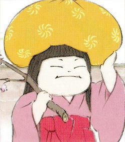 かぐや姫の物語 女童
