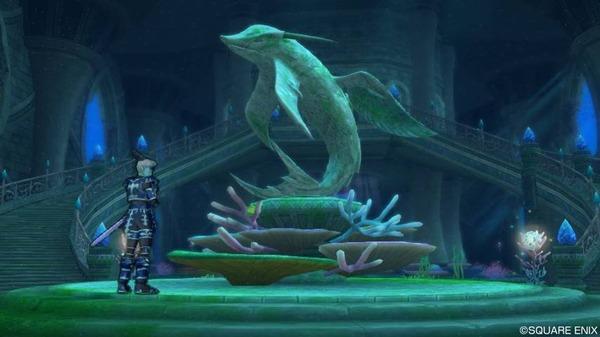 カシャル海底神殿
