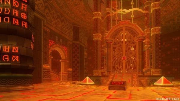業炎の聖塔 1階