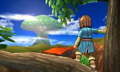 ドラクエ11 3DS版ビジュアル