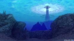 オーフィーヌ海底 暗き海溝
