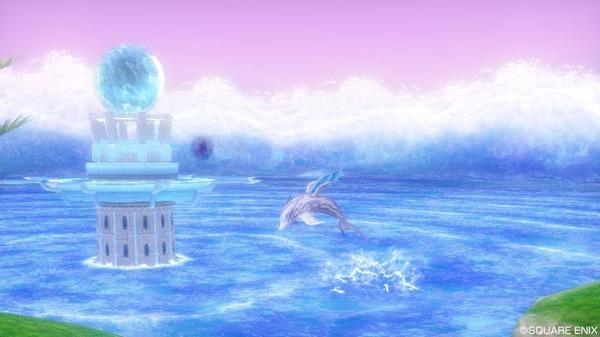 オーフィーヌの海