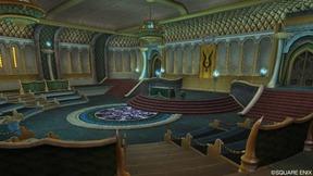ナドラガ教団大神殿 集会所