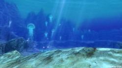 オーフィーヌ海底 静かの海