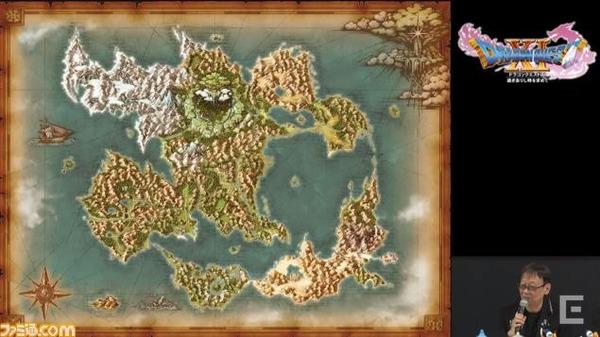 ドラクエ11 ロトゼタシア地図
