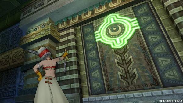 夜の神殿 地下4階