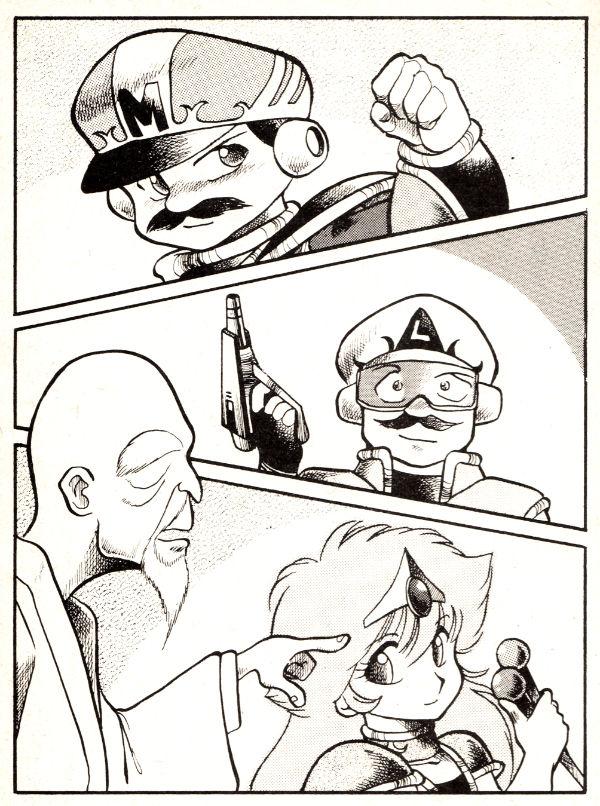 ゲームブック版スーパーマリオ