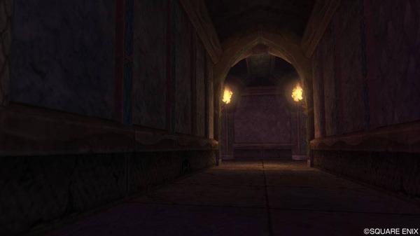大神殿・地下