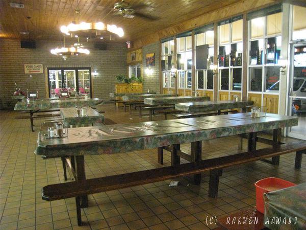 2010・04 アメリカ家族旅行〜小旅行・グランドキャニオンからツサヤンで1泊編〜