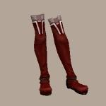 is紅の幻獣士:靴