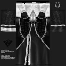 メイジローブ(黒)
