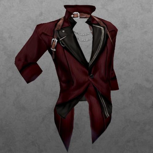 T-Bloodジャケット