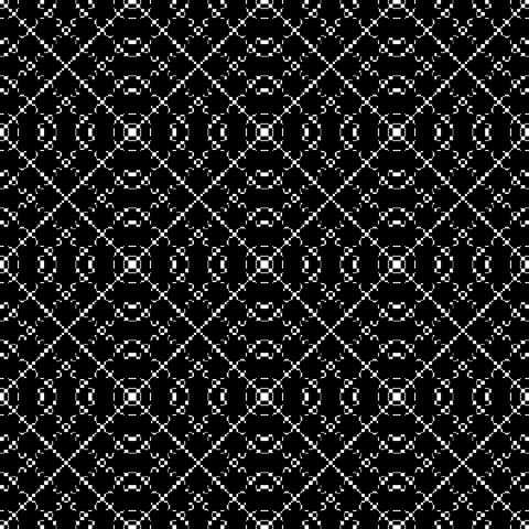 きまぐれパターンのコピー