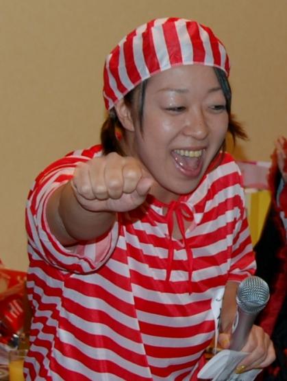 Halloween! しもうま和美&赤城はるな : ガトーアイス・チョコパ!