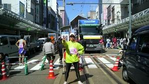 駅前マラソン