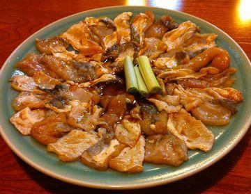 京都 ふぐ料理 美味しい 北山 焼きフグ
