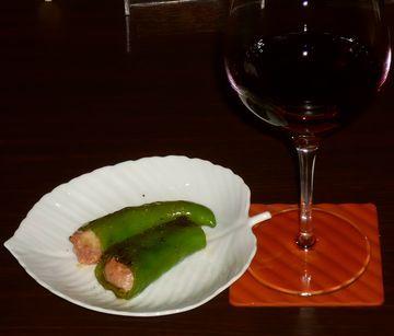 万願寺とうがらし 京野菜 イタリアン フードメニュー 2