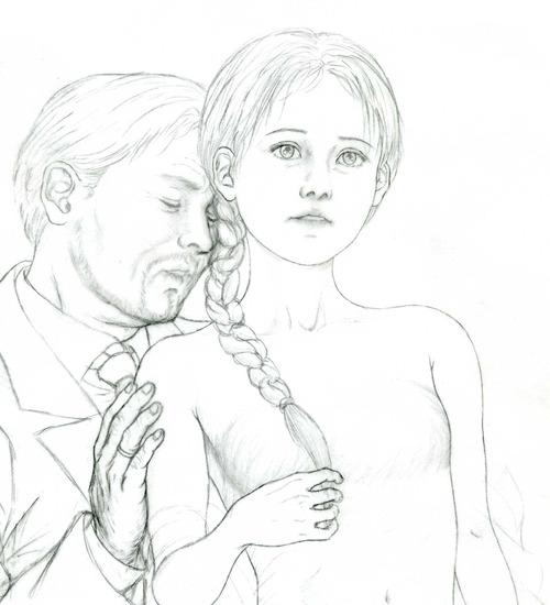 コルンゴルト歌劇「死の都」(下絵) 5.18 Torubido