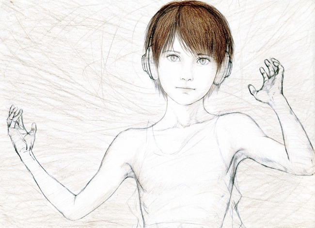僕の Fennesz  (下絵)  5.8  Torubido