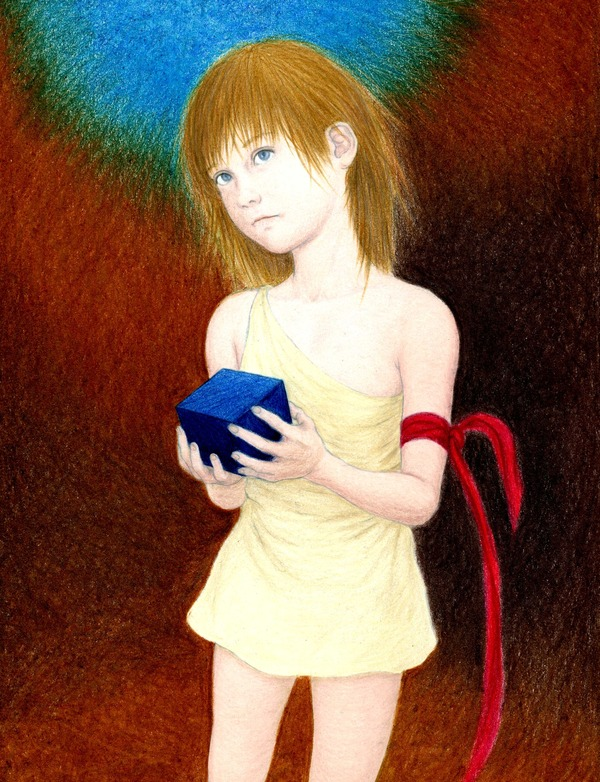 青い箱と少女 5.13 Torubido